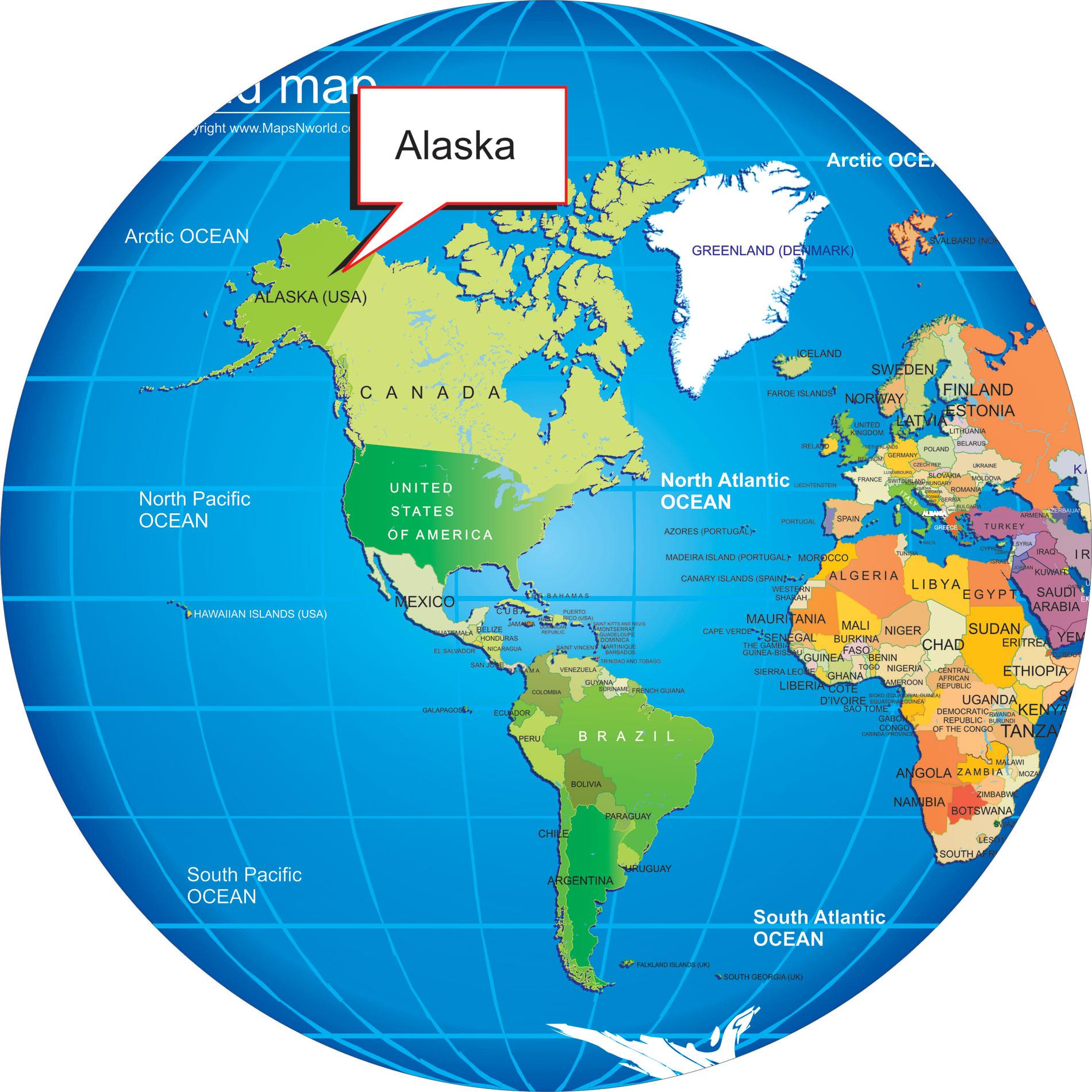 Where is Alaska   Metro Map   Bus Routes   Metrobus Way Map ...