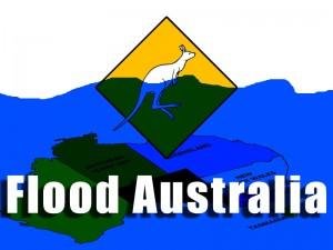 Flood Australia 2012