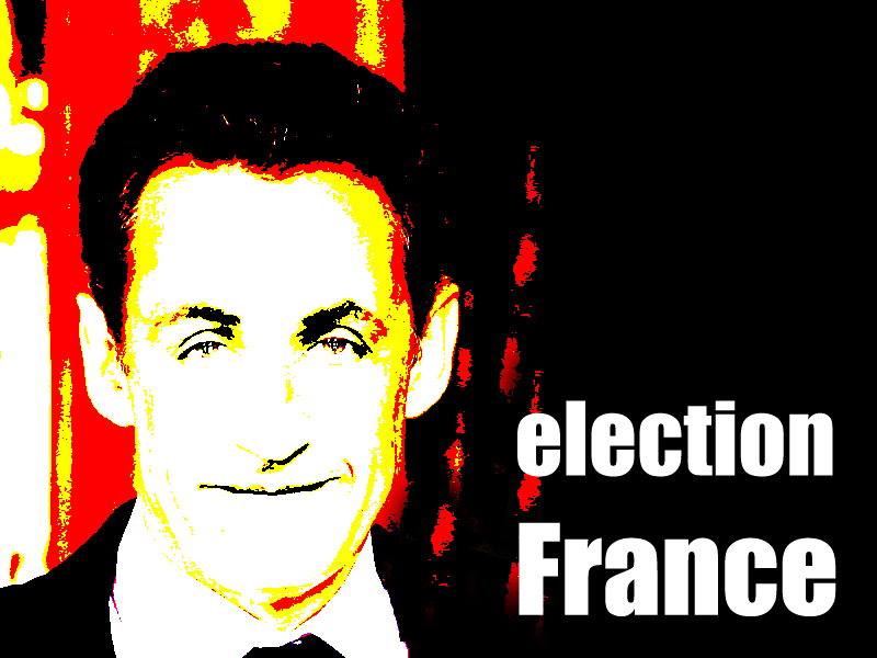 Nicolas Sarkozy France election 2012