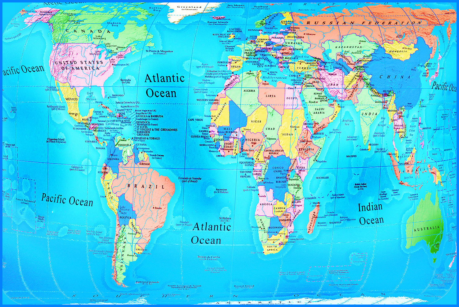 Free world map image world map world map gumiabroncs Image collections