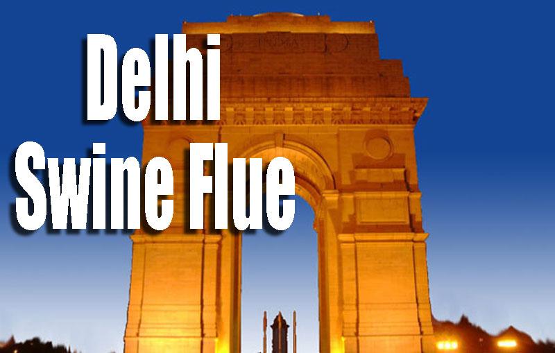 Swine Flue in Delhi