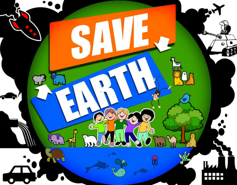 stop pollution save environment