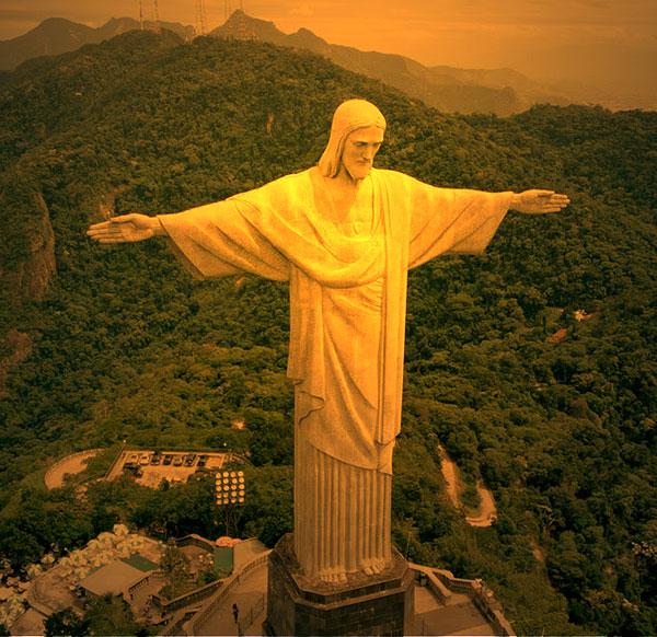 7 Wonders of the orld, Christ redeemer, Brazil