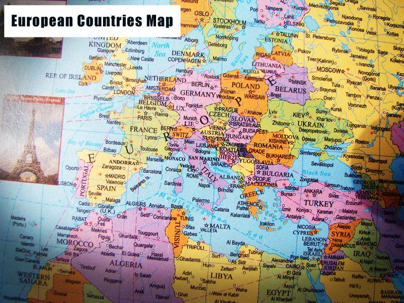 European Countries list