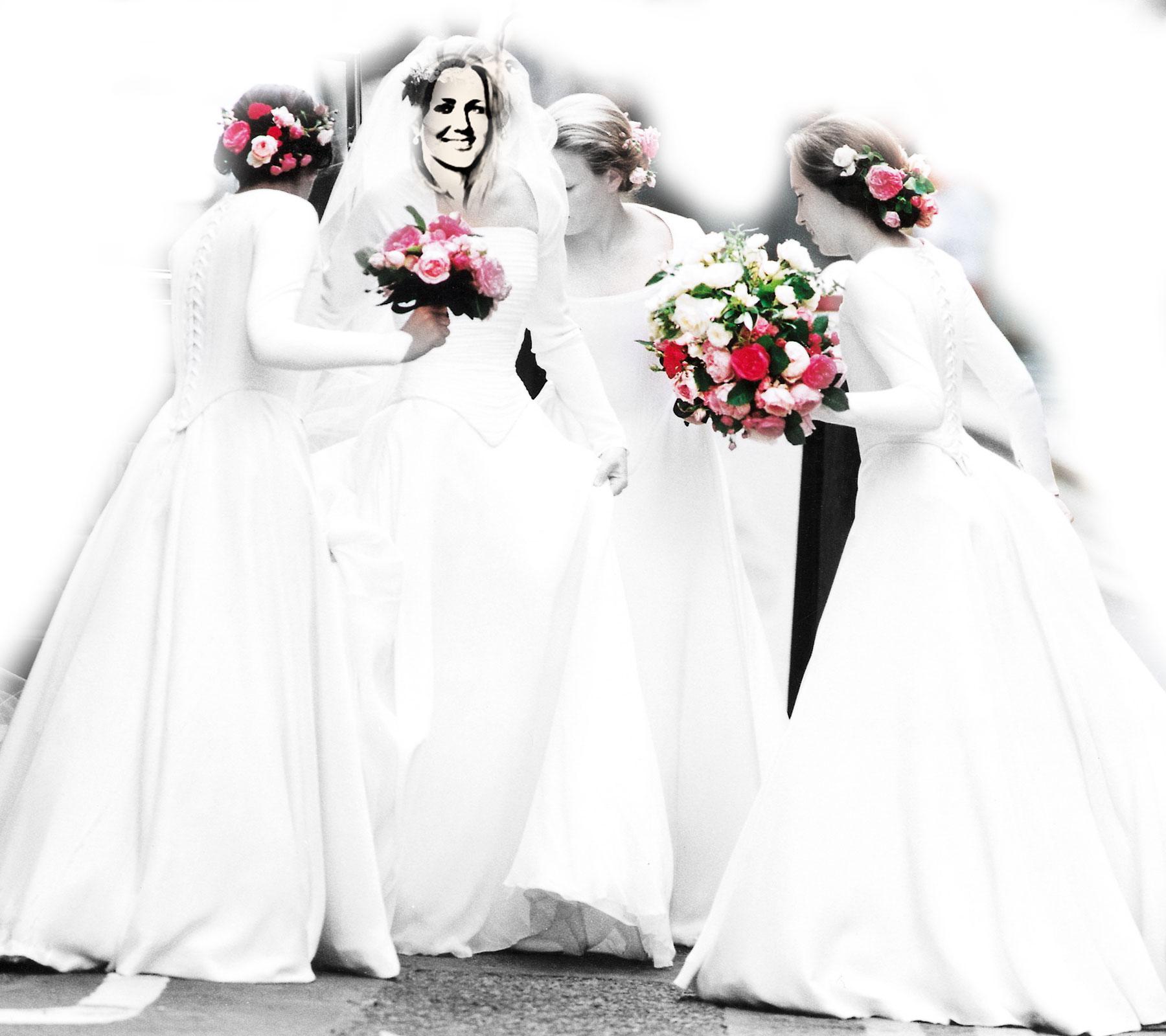 Wedding Dress Princess Kate Middleton
