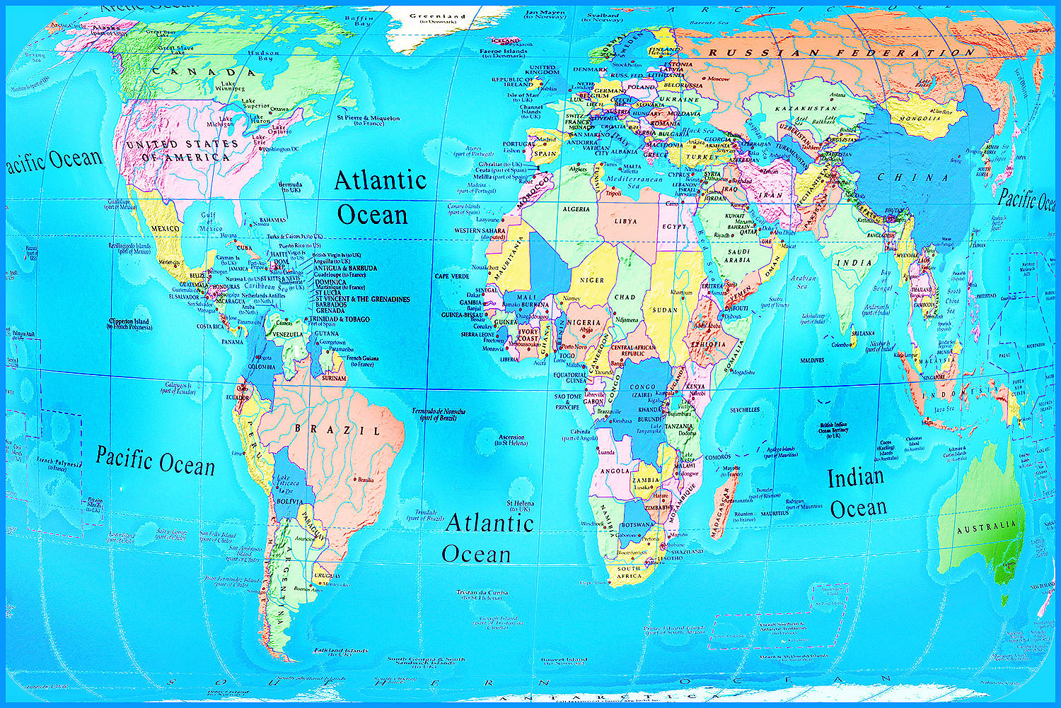 World map dowload updated world map gumiabroncs Images