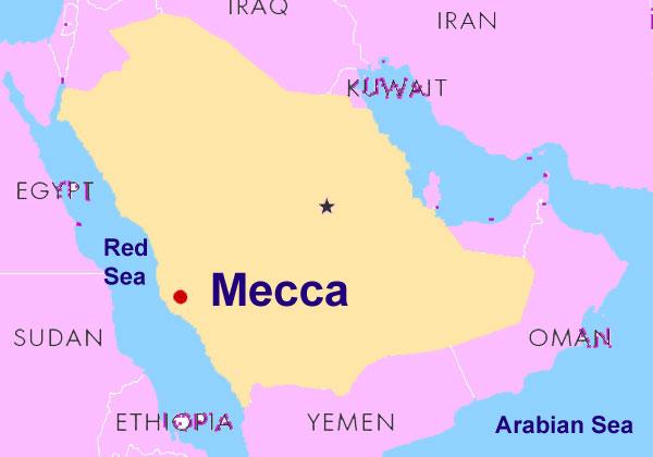 Mecca crane crash, UAE on masjid al-haram, aden map, red sea map, arabian peninsula map, saudi arabia, jerusalem map, mesopotamia map, mediterranean sea map, damascus on map, arabian peninsula, japan map, saudi arabia map, medina map, black stone, world map, middle east map, dome of the rock, strait of hormuz map, baghdad map, iraq map, sinai peninsula map, india map, israel map, makkah map, persian gulf map,